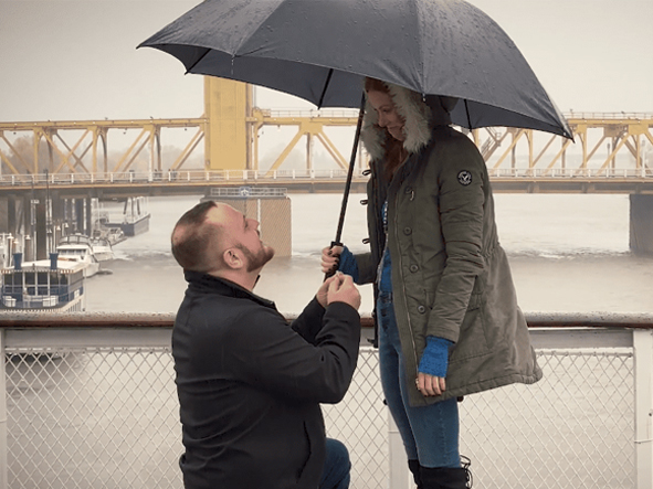 Brody + Liz Proposal